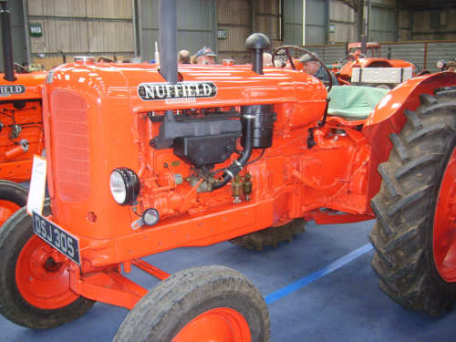 Nuffield And Leyland Tractor Club