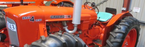 Nuffield Bray 4WD