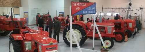 Malvern 'Tractor World' show