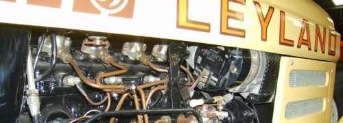 Leyland 1800cc Engine