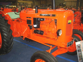Nuffield Tractor