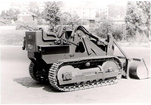 Cantatore Crawler 1961