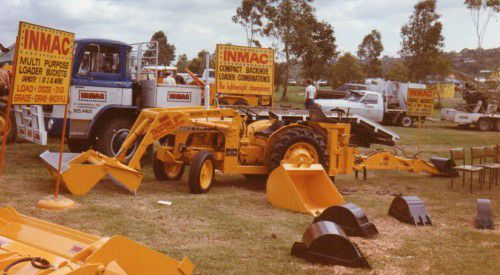 Leyland 154 Multi-Purpose Tractor in Australia