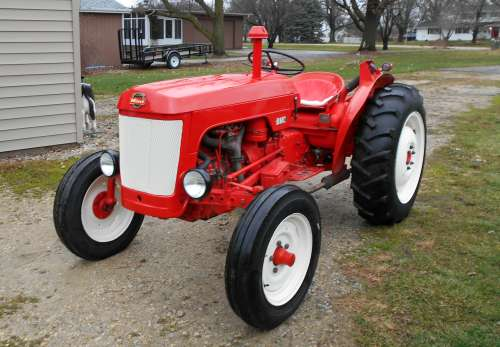 Nuffield 4/25 'Mini' Finished Tractor