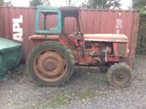 None Runner - spares or repair Nuffield 4-65