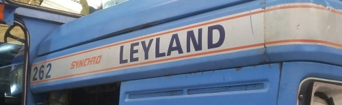 Leyland Decal