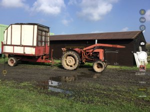 Nuffield for sale.
