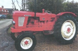 Nuffield 4-65 for sale