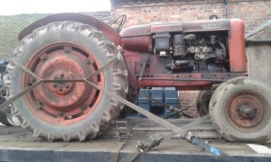 Nuffield Universal 4 for Sale